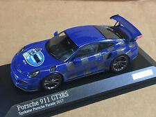 Porsche 911 Gt3rs Minichamps 1 43 Scale Diecast