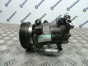 Renault Clio III 06-2012 A/C Air Conditioning Compressor 1.4 16v K4J780 98BHP