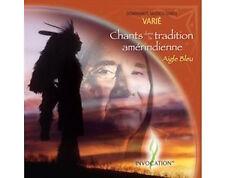 CD - Chants dans la tradition amérindienne - Aigle Bleu
