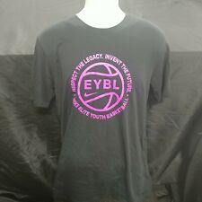 Nike Nationals EYBL Black (with Fuchsia) T-Shirt **BRAND NEW**-2XL