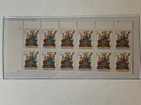 1992 Czechoslovakia Stamp Lot AD55 Catalog 2875