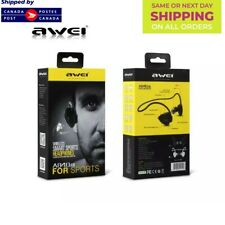 Awei A840BL❤️️Bluetooth 4.1 Sports earphones*Noise Cancelling*Snug Fit*Deep Bass