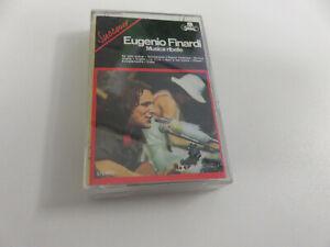 """Eugenio Finardi MC musicassetta Originale """"Musica Ribelle"""" CRAMP 1976 7259595"""
