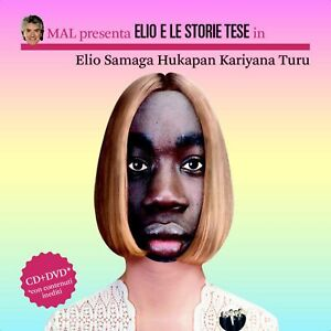 Elio E Le Storie Tese - Elio Samaga Hukapan Kariyana Turu (CD + DVD)
