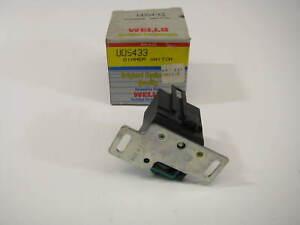 Wells UDS433 Headlight Dimmer Switch