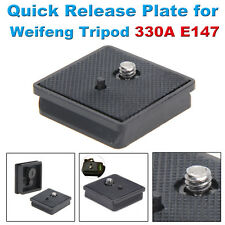Professional Quick Release QR Plate For Weifeng Tripod 330A E147 High-quality
