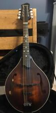 Eastman MD305 A-Style Mandolin w/ Hard Case Rarely Used
