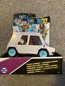 Teen Titans Go! T-car With Cyborg