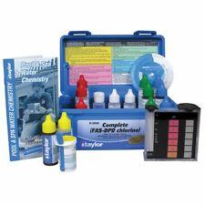Taylor K-2006 completo Fas-dpd cloro piscina agua kit de Comprobación K2006