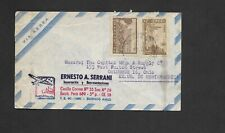 1940s Argentina Airmail Cover-Buenos Aires to Ohio, Usa