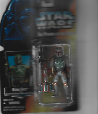 1995 Kenner BOBA FETT Star Wars Power of the Force Action Figure