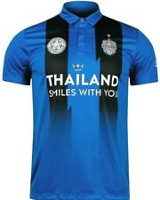 Authentic LCFC Leicester City FC x Buriram United Thailand Football Jersey Shirt