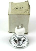2 Piece GU10 35W Halogen Light Bulbs Lamps NEW