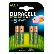 Duracell - Staycharged AAA (4pcs)