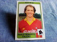 Figurina Album Calciatori Panini 1984/85 N°215 PAULO ROBERTO FALCAO ROMA rec