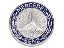 original Mercedes Benz Stern Stick Pin Anstecker Brosche Logo Schriftzug TOP NEU