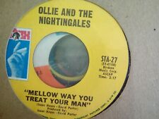 ollie and the nightingales  mellow way you traet your woman