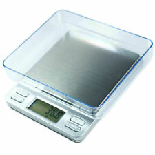 2000g x 0.1g Digital Scale Precision Scale for Jewelry Diet Shipping-Tps2000