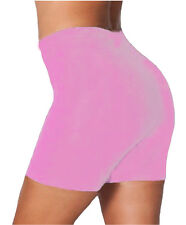 New Ladies Cycling Shorts Stretchy Lycra Sports Womens Leggings Plus Size