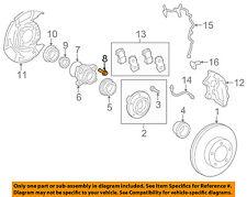TOYOTA OEM Tundra Brake-Front-Backing Plate Dust Splash Shield Bolt 90119A0277