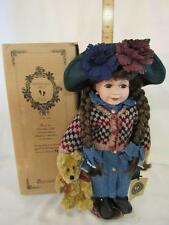 Boyds Yesterdays' Child Doll Karen 4900 Limited Edition - Mint in Box