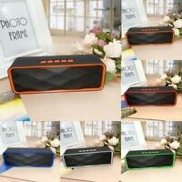 Wireless Bluetooth Speaker Portable Subwoofer Super FM Bass Loudspeakers N3E8
