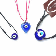 Nazar Amulett Boncuk Kette türkisch blaues Auge Anhänger OSMANLI Türkiye GÖZ n3