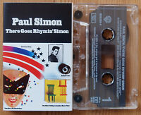 PAUL SIMON - THERE GOES RHYMIN' (WARNER 9255894) EUROPE 90s REISSUE CASSETTE EX