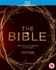 The Bible TV Mini Series BLURAY Drama Jesus Christ Religious Church Blu-ray