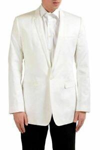 "Dolce & Gabbana ""Gold"" Men's One Button Blazer Sport Coat US 38 IT 48"