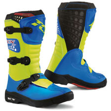 Stivali da guida fuoristrada gialle per bambini