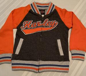 Boys size 5 Harley Davidson Jacket