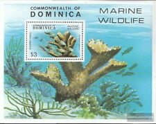 dominica block56 (complete.issue.) unmounted mint / never hinged 1979 Animals th