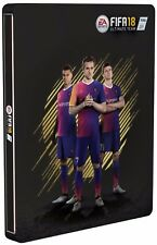 FIFA 18 Ultimate Team Steelbook Only - No game included Brand New