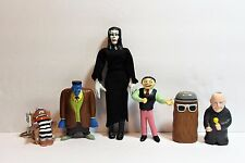 Junk Drawer Destash LOT of 6 Addams Family Vampira Vintage Collectibles AS IS