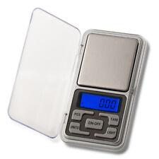 Digitale Feinwaage Taschenwaage bis 500g 0,01 Waage 0.01 Goldwaage Briefwaage
