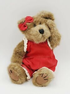 Boyds Bears Bear Alexandra with Tags 918435