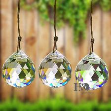 Regenbogenkristall Kugel Ø 50mm Crystal 30% PbO ~ Feng Shui
