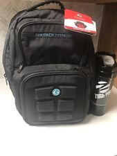 6 Pack Fitness Expedition 500 Backpack Meal Management Bag Without Tag