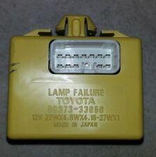 Camry OEM Tail Brake Lamp Light Failure Module Warning Sensor Relay 89373-33050