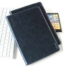 "Premium cuero cover nuevo para Apple iPad 9,7"" - 2018 funda Tablet Case"