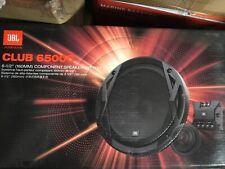 "JBL Club 6500C 6.5"" CAR AUDIO CLUB SERIES 2-WAY COMPONENT SERIES SYSTEM"
