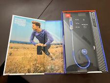 JBL Lifestyle Reflect Contour 2 Sweatproof Wireless Sport in-Ear Headphones Blue