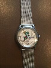 Rare fossil marvin The martian Watch Warner Bros. Japan