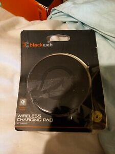 Blackweb Wireless Charging Pad 5Watt Charge Throu Most Cases 3ft Micro USB Cable