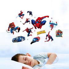 Wandtattoo Wandsticker Wandaufkleber Kinderzimmer Marvel Spiderman 110 x 90 W215