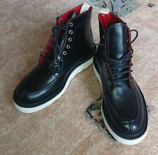 NWB Trickers for Present leather goodyear welt boots, size US7, made in England