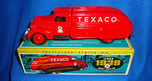 Ertl 1939 Texaco Dodge Airflow Truck Bank NIB