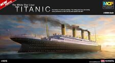 1/400 The White Star Liner TITANIC Multi Color Parts ACADEMY #14215