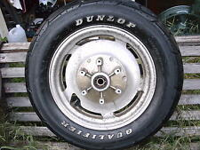 YAMAHA VMAX VMX1200 rear wheel tyre bearings